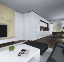 Návrh bytu v Jihlavě