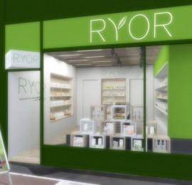 Prodejna firmy RYOR