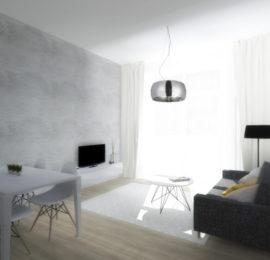 Přestavba bytu v Praze