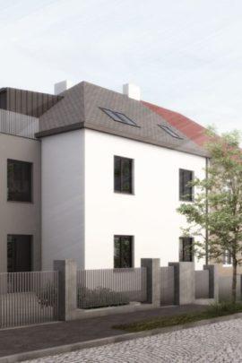 Rekonstrukce domu v Praze
